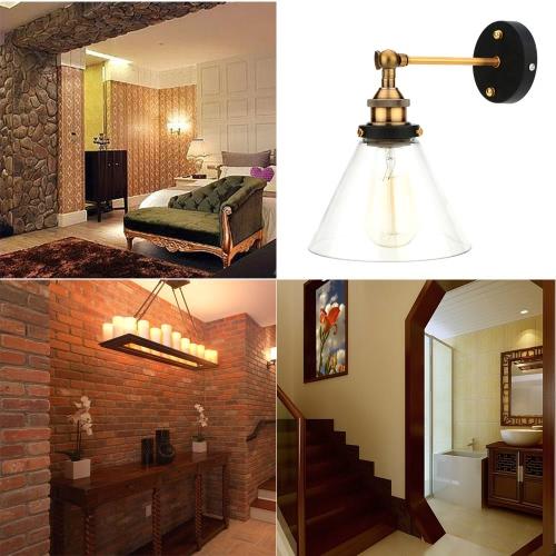 Lixada E27 Wall Lamps