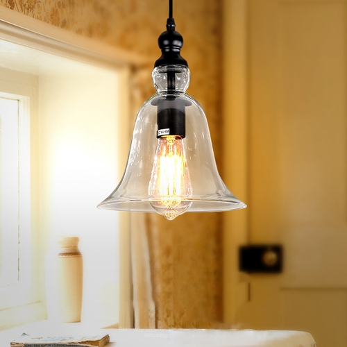 LIXADA E27 1.2M Vintage Retro Loft Antique Pendant Light