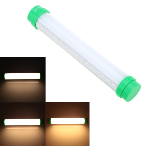 Lixada Rechargeable Portable Multi-Functional 3-Level Adjustable Brightness LED Light Stick Lamp