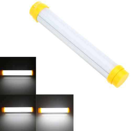 Rechargeable Portable Multi-Functional 3-Level Adjustable Brightness LED Light Stick Lamp for Outdoor Emergency Camping Hiking Tent