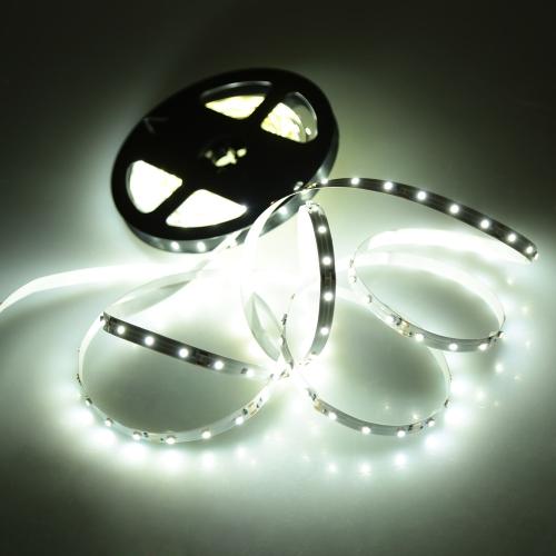 LIXADA LED Белая Световая Полоса SMD 3528 Гибкий Свет 60LEDs/m 5m/lot с 12V 2A Адаптером для Отеля Бара Ресторана