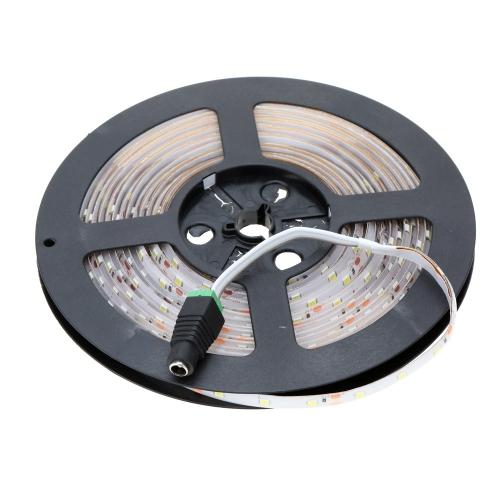 Lixada LED Белая Световая Полоса SMD 3528 Гибкий Свет IP65 60LEDs/m 5m/lot с 12V 2A Адаптером для Отеля Бара Ресторана