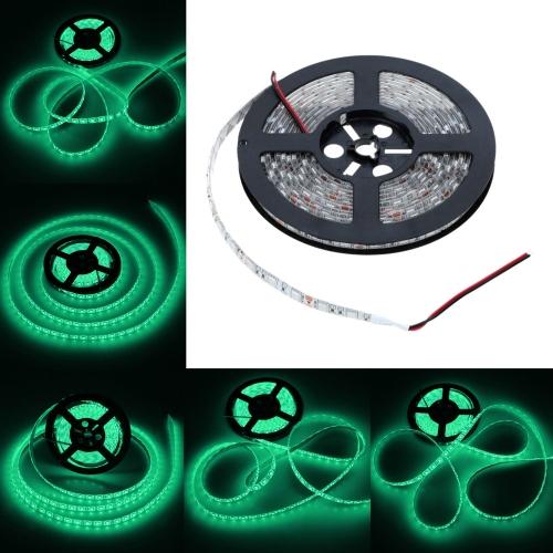 Lixada LED Зеленая Световая Полоса SMD 5050 Гибкий Свет IP65 60LEDs/m 5m/lot 12V для Отеля Бара Ресторана