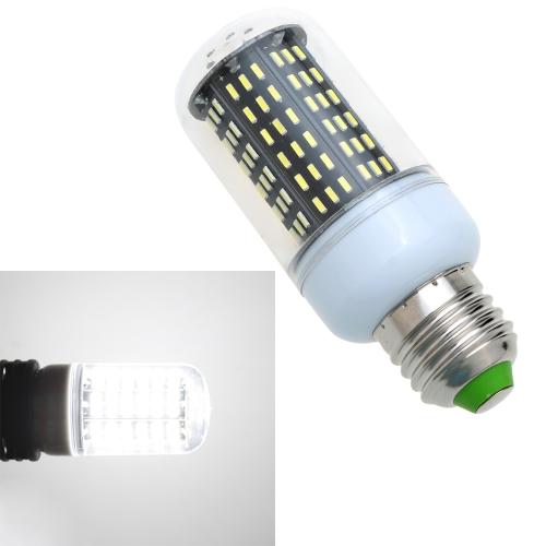 Lixada E27 4014 SMD 220-240V Real Power 9W 138 LED Corn Light Energy Saving Lamp Bulb