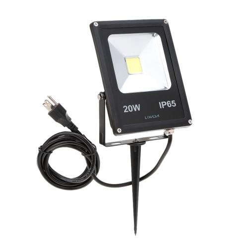 LIXADA Real Power 20W IP65 Water Resistant LED Flood Light Lamp