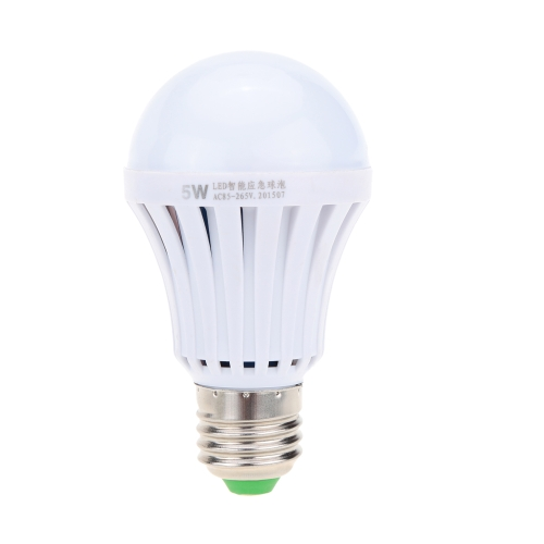 Lixada AC 85-265V 5W LED Bulb Light Lamp for Home Camping Hiking Emergency Outdoor Illumination