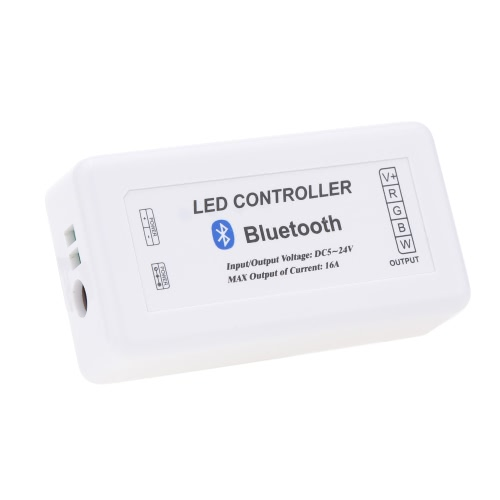 PWM Bluetooth RGBW LED Controller