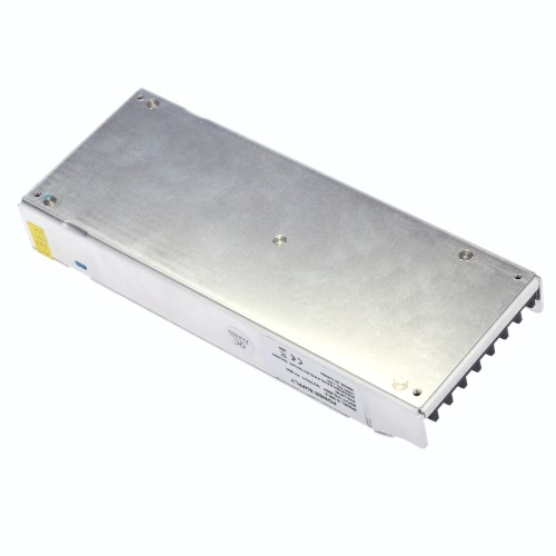 Lixada AC 170-250V to DC 5V 60A 300W Slim Switch Power Supply for LED Strip Light LED Display Industrial Equiment