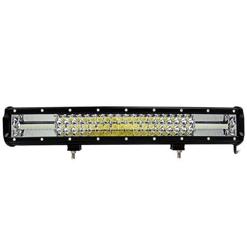 20in 540w Tri-row LED Bar Light Flood Spot Combo Off Road Driving Lamp for Vehicle Truck Tractor ATV SUV UTV