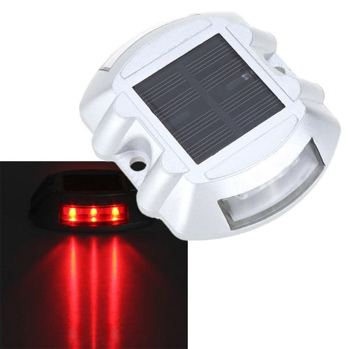 Solar Powered Lighting Sense LED Road Stud Lamp