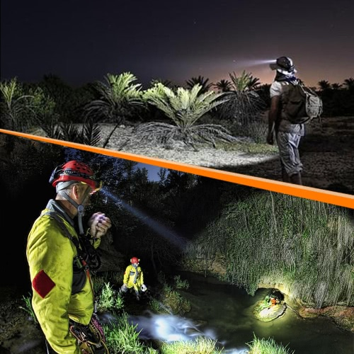 LIXADA Ultra Bright Headlamp Flashlight фото