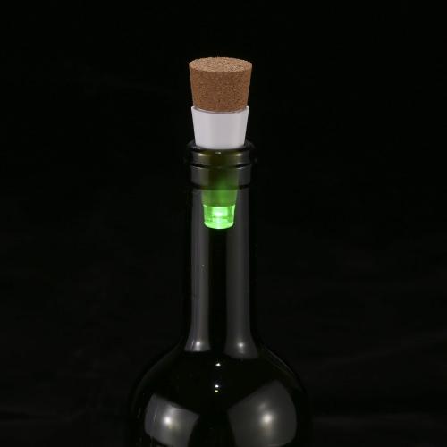 Шестигранный Cork Shaped перезаряжаемый USB-светодиодный ночник