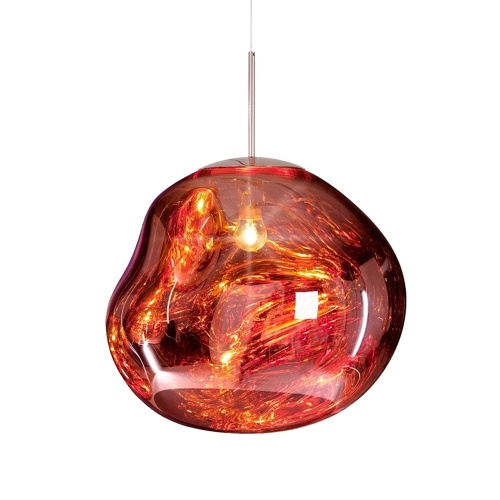 Creative Personality Chandelier Corridor Glass Ceiling Lamp
