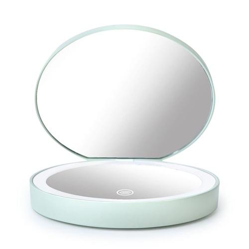 Portable Makeup Mirror Mini LEDs Light