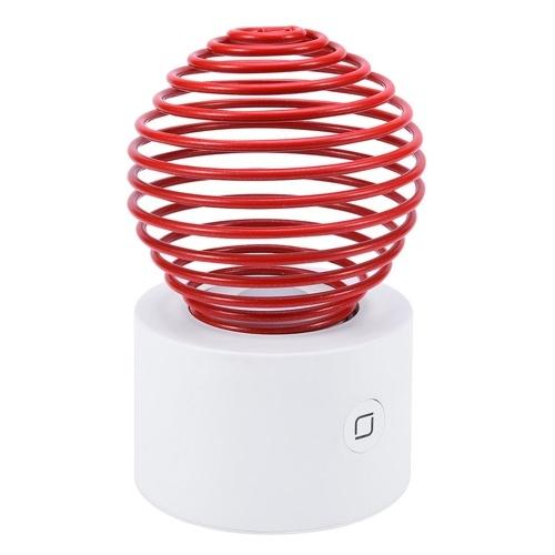Светодиодный сенсорный ночник, переносная прикроватная лампа, 1,2 Вт, 2700 К, USB, перезаряжаемая настольная лампа, бесступенчатое затемнение, декомпрессионное освещение