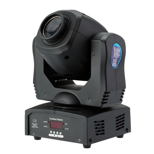 35W DMX512 Sound Control Auto rotierende 9/11 Kanäle Moving Head Light