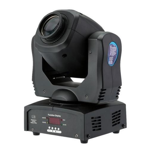 Lumière principale mobile de rotation de 9/11 canaux de contrôle automatique de 35W DMX512 Sound