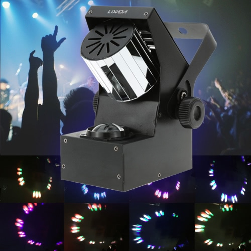 Lixada DMX 512 Mini-LED-Stadiums-Licht