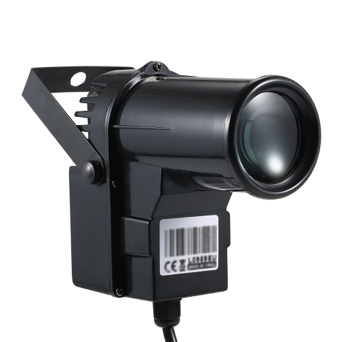 90-240V 15W 6 canales DMX512 LED de luz de la etapa