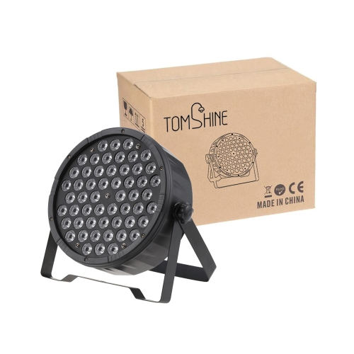 Tomshine 54 * 3W LED RGBW Wash Effect PAR Stage Light