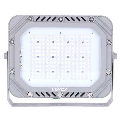 LIXADA White LED Flood Light