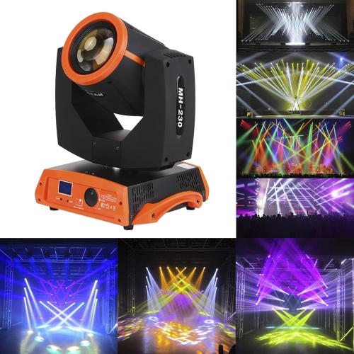 Gobo-Muster-Prismen-Kopf-bewegliches Stadiums-Effekt-Licht 230W RGBW