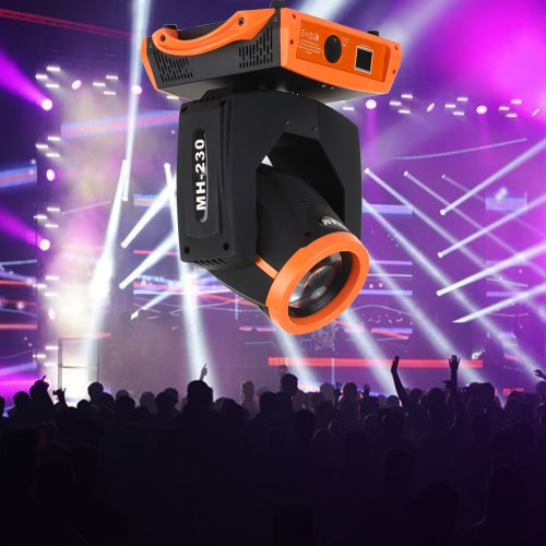 Channel DMX512 Rotating Head Moving Stage Effect Light