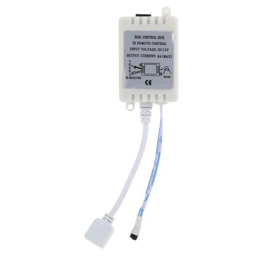 Lixada 5M/16.4FT 300LEDs SMD5050 RGBW Flexible Light Strip