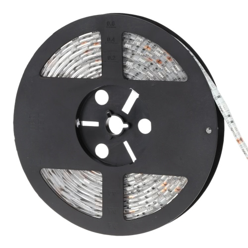 Lixada 5M / 16.4FT 300LEDs SMD5050 RGBW Tira de luz flexible