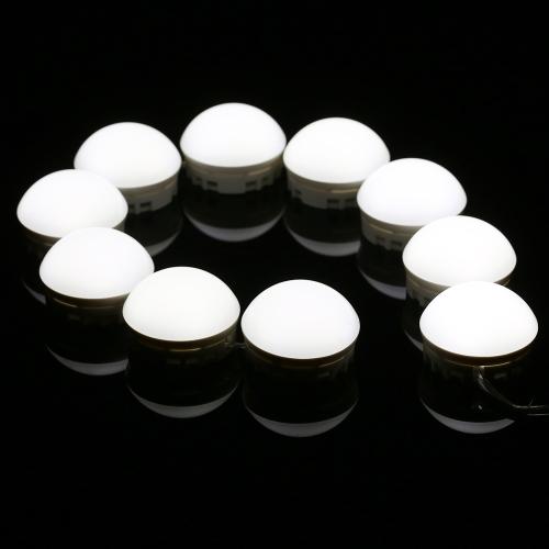 10 Stücke 12 Stücke 20 Watt USB LED Kosmetikspiegel Glühbirnen Kit