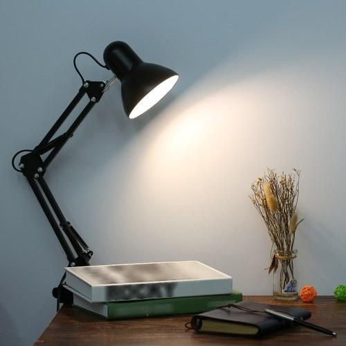 AC85-265V Faltbare Schreibtischlampe Clamp Clip Light