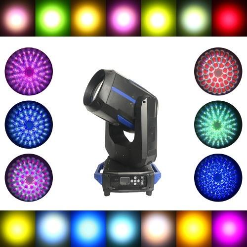 AC110-220V 350W 16 canales 14 colores + viga blanca / Gobo / Prisma Luz de escenario