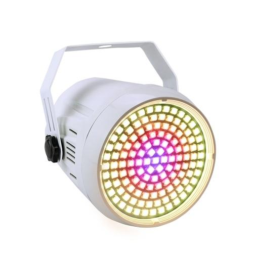 127 светодиодов Light DMX Strobe Смешанный мигающий свет этапа с дистанционным управлением