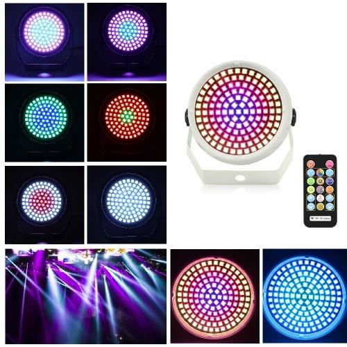 127 LEDs Light DMX Strobe Mixed Flashing Stage Light mit Fernbedienung