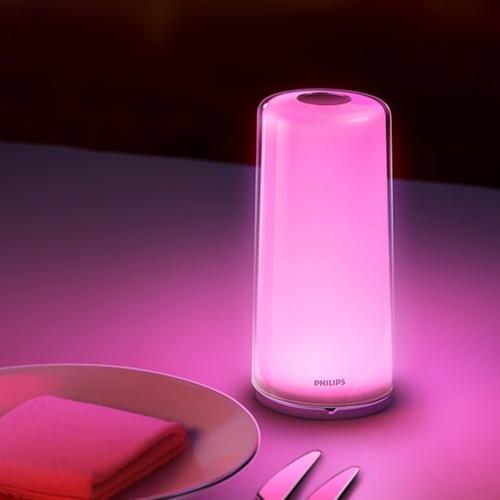 PHILIPS Zhirui 100-240V 12W Lámpara de luz LED inteligente atenuación de luz nocturna