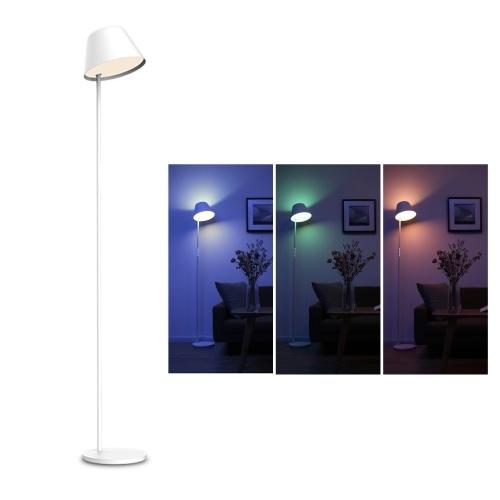 Yeelight YLLD01YL AC100-240V 12W LEDs Floor Lamp Intelligent Standing Light