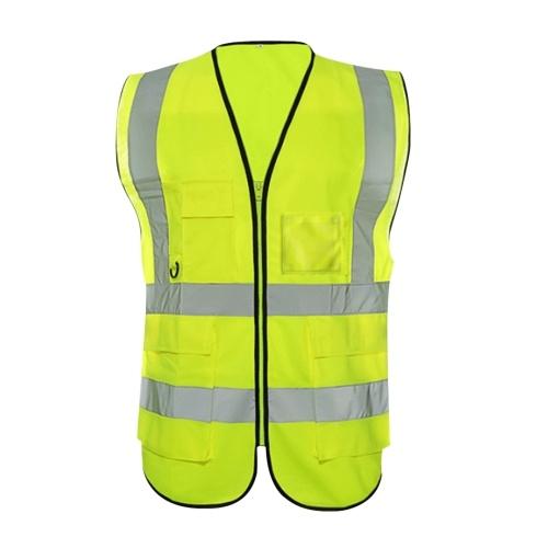 120055 Reflective Safety Vest High Visibility Safety Vest