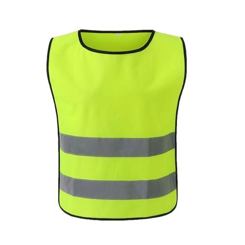 Vestuário de trabalho de vestuário de segurança reflexivo colete