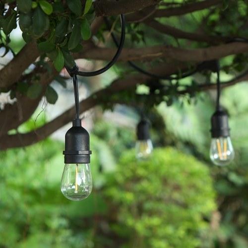 Комплект освещения струнного осветителя Tomshine AC120V 22.5W 49.2Ft Festoon Lights