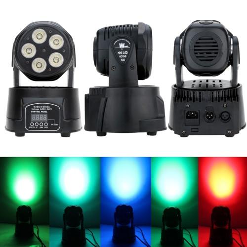 DMX512 Stage Wash Lamp US Plug