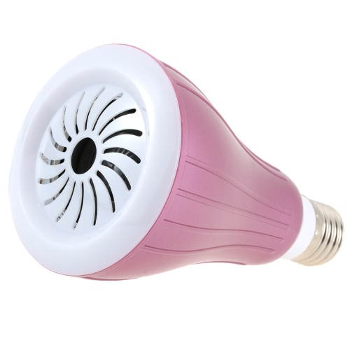 10W E26/E27 Smart Bluetooth RGBW LED Bulb Light BT Speaker Dimmable Color Changing AdjustableSmartphone App Control