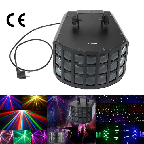 LIXADA DMX512 Stage Beam Light Effect Lamp