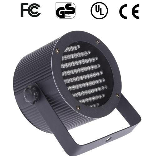 10W AC90-240V 86 Diody LED RGB Par Can Light Channel 1/2/3/4 Efekt sceniczny DMX 512 / Dźwięk aktywowany / Master Slave / Auto Run / do Disco Stage Bar Klub DJ Club KTV Show Par Lamp