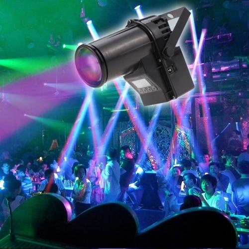 DMX512 mini LED luz de la etapa