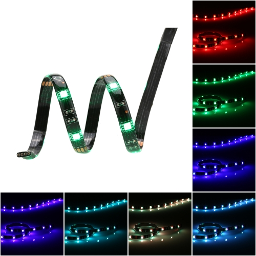 12V LED SMD5050 USB Flexible RGB LED-Streifenlicht