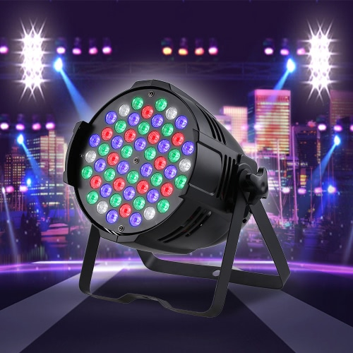 54 * 3W LED 8Channels RGB Wash Effect Stage Par Light