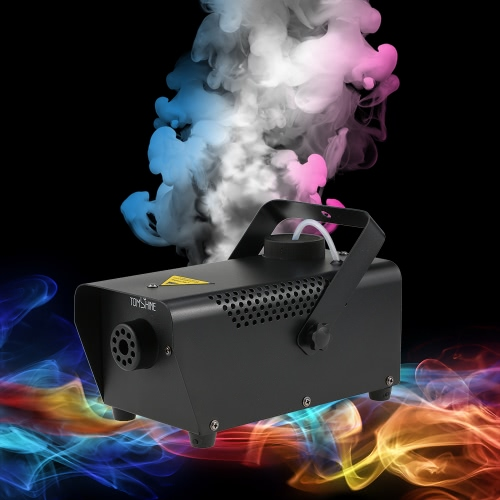Tomshine 400W Portable Wired Remote Control Fog Smoke Machine