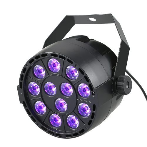 12 LED par etapa luz