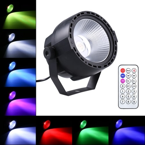 LED 30W 3in1 RGB COB Stage Par Light
