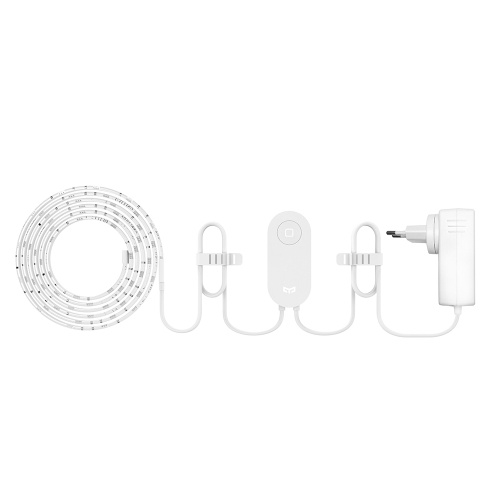 $6.13 OFF Xiaomi Yeelight Intelligent Strip Light Kit ,free shipping $34.18(Code:ECL2355)